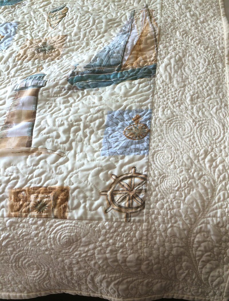 Sea Side Quilt